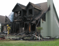 Structure Fire Cleanup